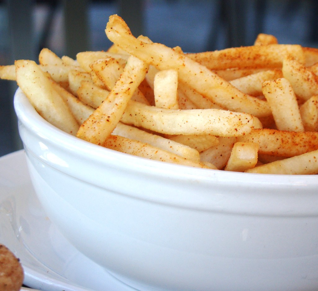 image of seasoned fries from Native Foods