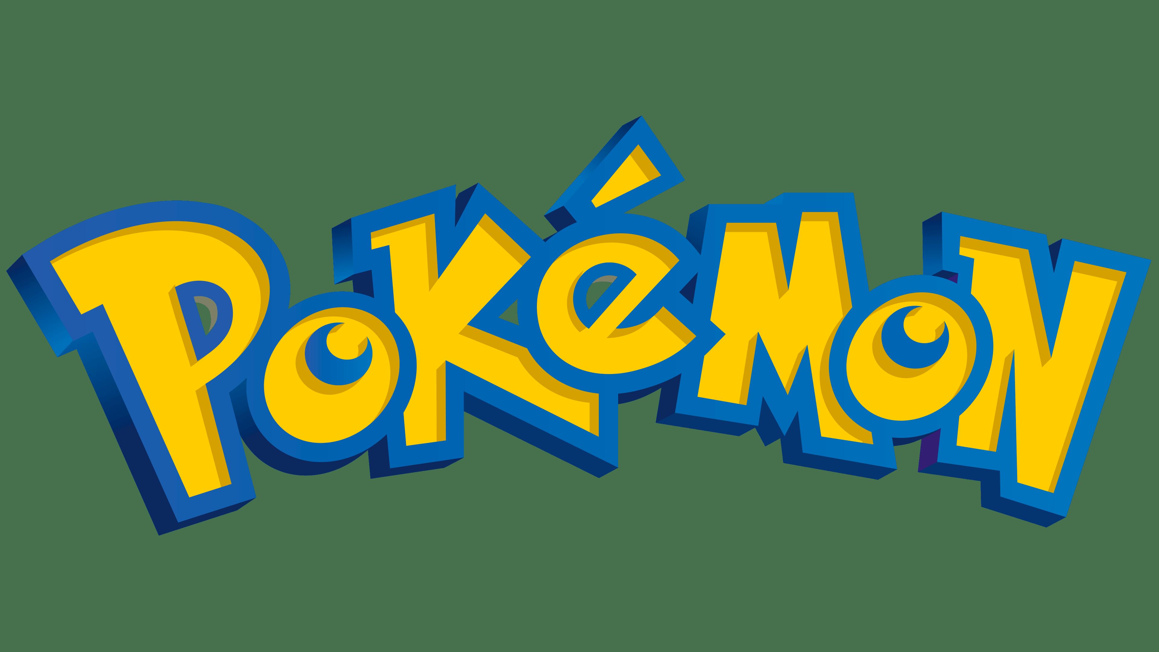 The Pok&eacutemon logo